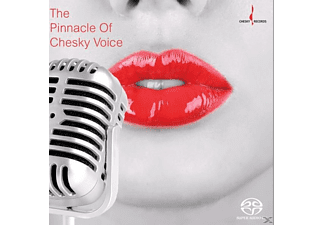 VARIOUS - The Pinnacle Of Chesky Voice - (SACD Hybrid)
