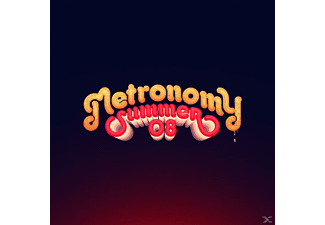 Metronomy - Metronomy: Summer 08 - (LP + Bonus-CD)