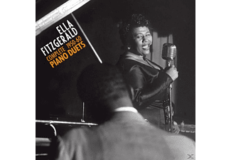 Ella Fitzgerald - The Complete 1950-60 Piano Duets+4 Bonus - (CD)