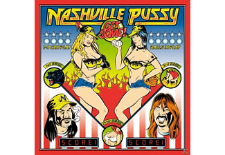 Nashville Pussy - Get some - (LP + Bonus-CD)