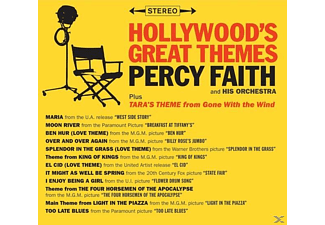 Percy Faith & His Orchestra - Hollywood's Great Thems+Tara's Theme From - (CD)