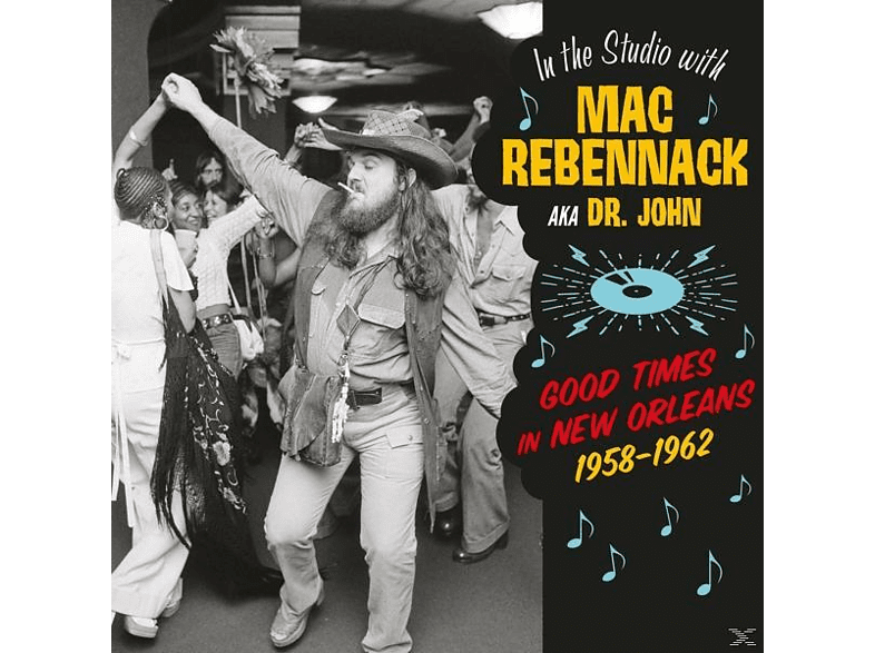 Dr. John - In The Studio With Mac Rebennack (Ltd.180g Vinyl) [Vinyl]