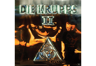 Die Krupps - II: The Final Option - (Vinyl)