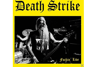 Death Strike - Fuckin Live - (CD)