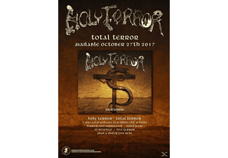Holy Terror - Total Terror (5CD Box) - (CD + DVD)