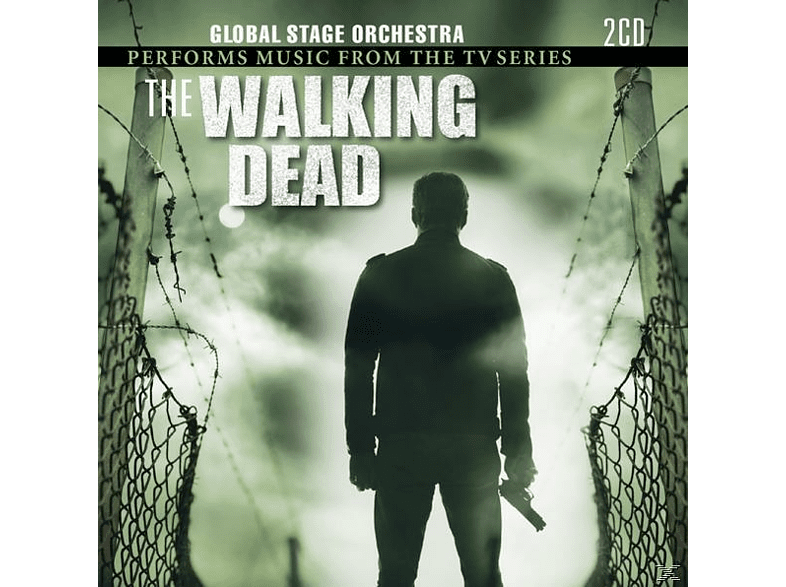Global Stage Orchestra - Music From Walking Dead [CD]