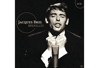 Jacques Brel - Bruxelles - (CD)