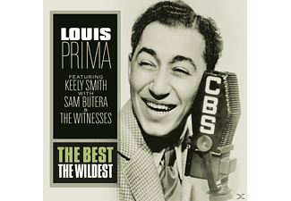 Louis Prima - Best-The Wildest - (CD)