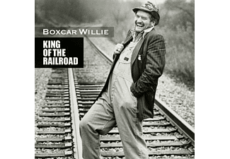 Boxcar Willie - King Of The Railroad - (CD)