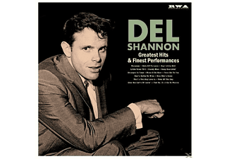Del Shannon - Greatest Hits & Finest Perfomances - (Vinyl)