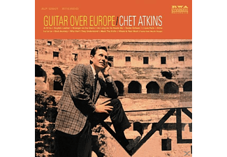 Chet Atkins - Guitar Over Europe - (Vinyl)
