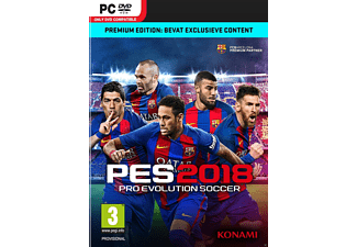 PES 2018 Premium Edition UK PC