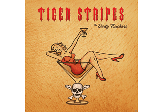 The Dirty Truckers - TIGER STRIPES (+DD) - (Vinyl)