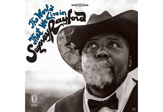Sugaray Rayford - The World That We Live In - (CD)
