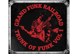 Grand Funk Railroad - Trunk Of Funk,Vol.1 (6CD Box) - (CD)