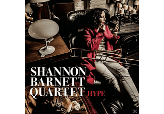 Shannon Barnett Quartet - Hype - (CD)