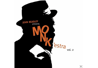 John Beasley - Monk'estra, Vol. 2 - (CD)