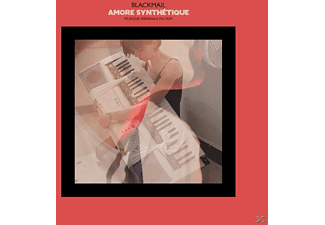Blackmail - Amore Synthétique - (LP + Download)
