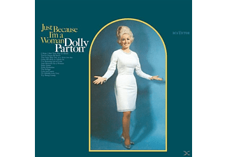Dolly Parton - Just Because I'm A Woman - (Vinyl)