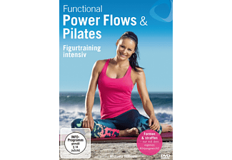 Functional Power Flows & Pilates - (DVD)
