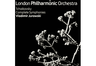 The London Philharmonic Orchestra - Tchaikovsky Complete Symphonies (7 CD Box) - (CD)