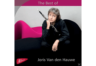 Joris Van Den Hauwe - The Best Of Joris Van Den Hauwe - (CD)