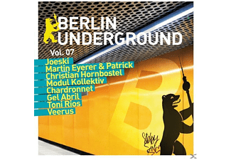 VARIOUS - Berlin Underground Vol.7 - (CD)