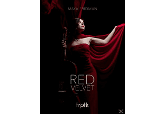 Maya Fridman - Red Velvet - (CD)