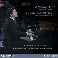 Jean-philippe Sylvestre - Concertos For Piano And Orchestra [CD]