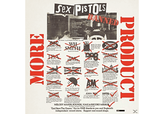 Sex Pistols - More Product (Ltd.Edt.3CD Box) - (CD)