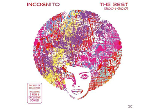 Incognito - The Best - (CD)