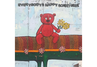 Tea - Everybody's Happy Sometimes - (CD)