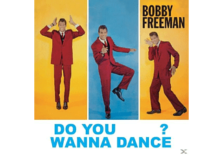 Bobby Freeman - Do You Wanna Dance - (CD)