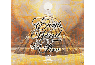 Earth, Wind & Fire - All the Best - (CD)