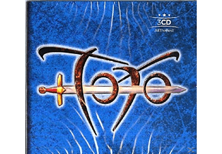 Toto - All The Best - (CD)