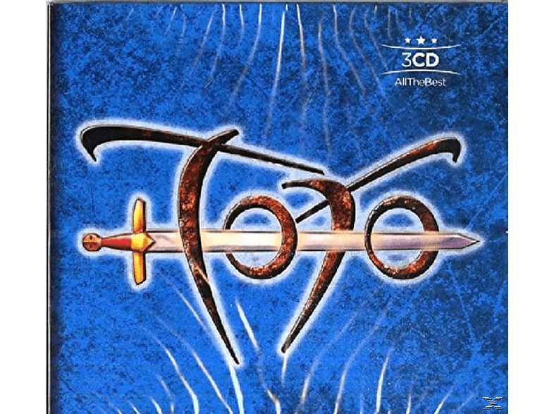 Toto - All The Best [CD]