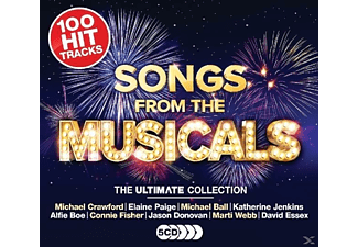VARIOUS - Ultimate Songs From Musicals - (CD)