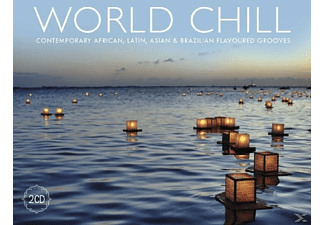 VARIOUS - World Chill - (CD)