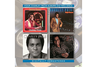 Charley Pride - Country Classics-Night Games/Power of Love/Back to - (CD)