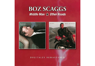 Boz Scaggs - Middle Man/Other Roads - (CD)