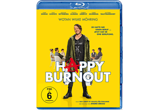 Happy Burnout - (Blu-ray)