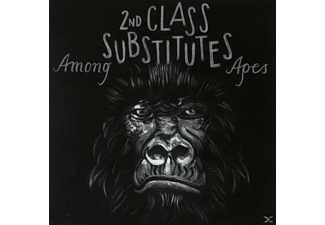 2nd Class Substitutes - Among Apes - (Vinyl)