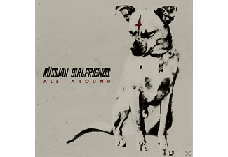 Russian Girlfriends - All Around (+Download) - (Vinyl)