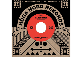 Pardon Moi - POWER TO THE PEOPLE/TOUCH 2 MUCH - (Vinyl)