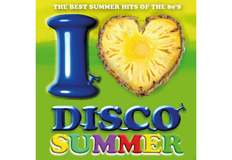 VARIOUS - I Love Disco Summer Vol.5 - (CD)