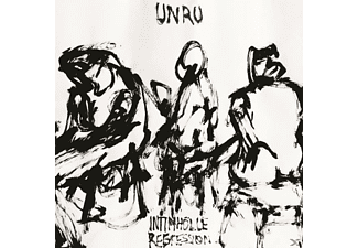 Unru/Tongue - Split - (Vinyl)
