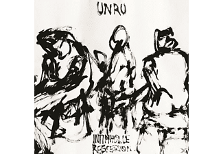 Unru/Tongue - Split (White) - (Vinyl)