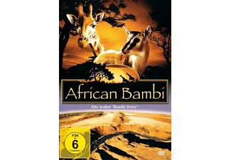 African Bambi - Die wahre Bambi Story - (DVD)