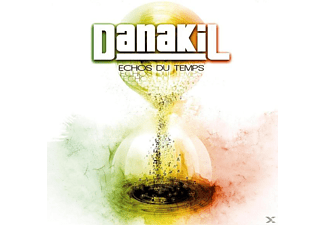 Danakil - Echos Du Temps (Reissue) - (CD)