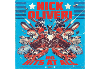 Nick Oliveri - N.O.Hits At All Vol.2 - (Vinyl)